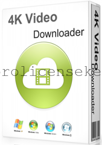 4k Video Downloader 4.12.5.3670 Crack License Key + Code Lifetime