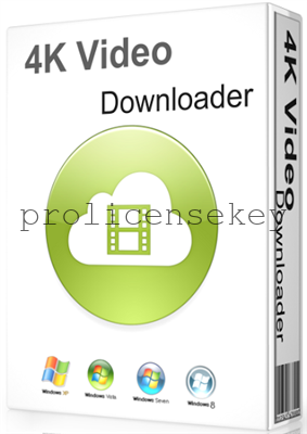 4k Video Downloader 4.13.4.3930 Crack License Key + Code Lifetime
