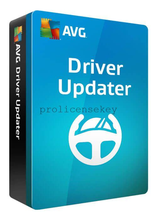 AVG Driver Updater 2.24.1 Crack Registration Key List Full 2020