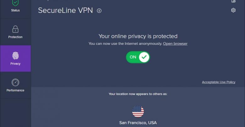 Avast SecureLine VPN 5.3.458 Crack License Key File [Latest]