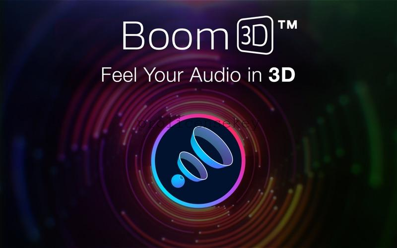 Boom 3D 1.3.6 MAC Crack Full Registration Code 100% Working {Latest}