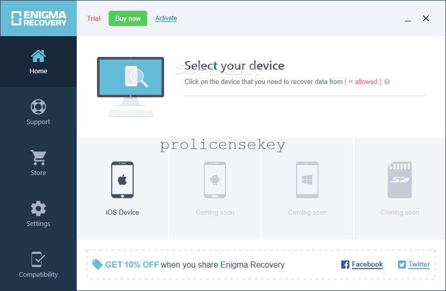 Enigma Recovery 3.6.2 Crack License Key Full Activation Code [2020]