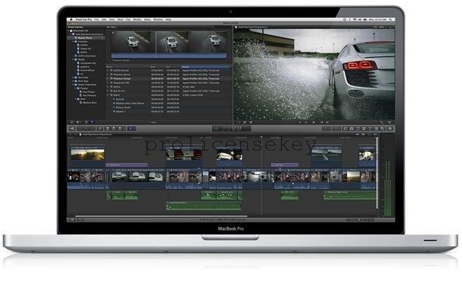 Final Cut Pro X 10.5 Crack MAC Win + All Keygen 100% Working