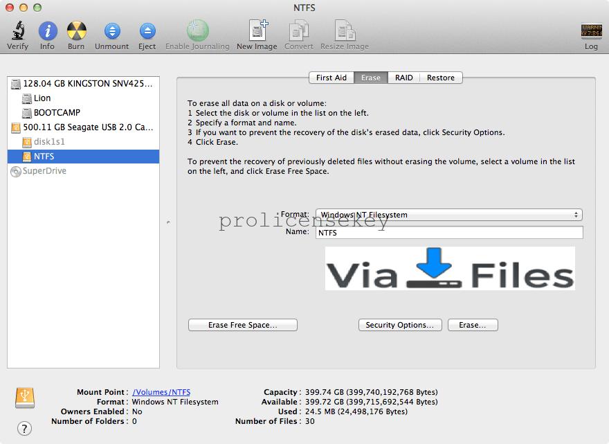 Paragon NTFS 17.0.72 Crack MAC OS X [Keygen + Serial] Torrent here