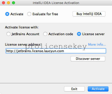versions svn license key