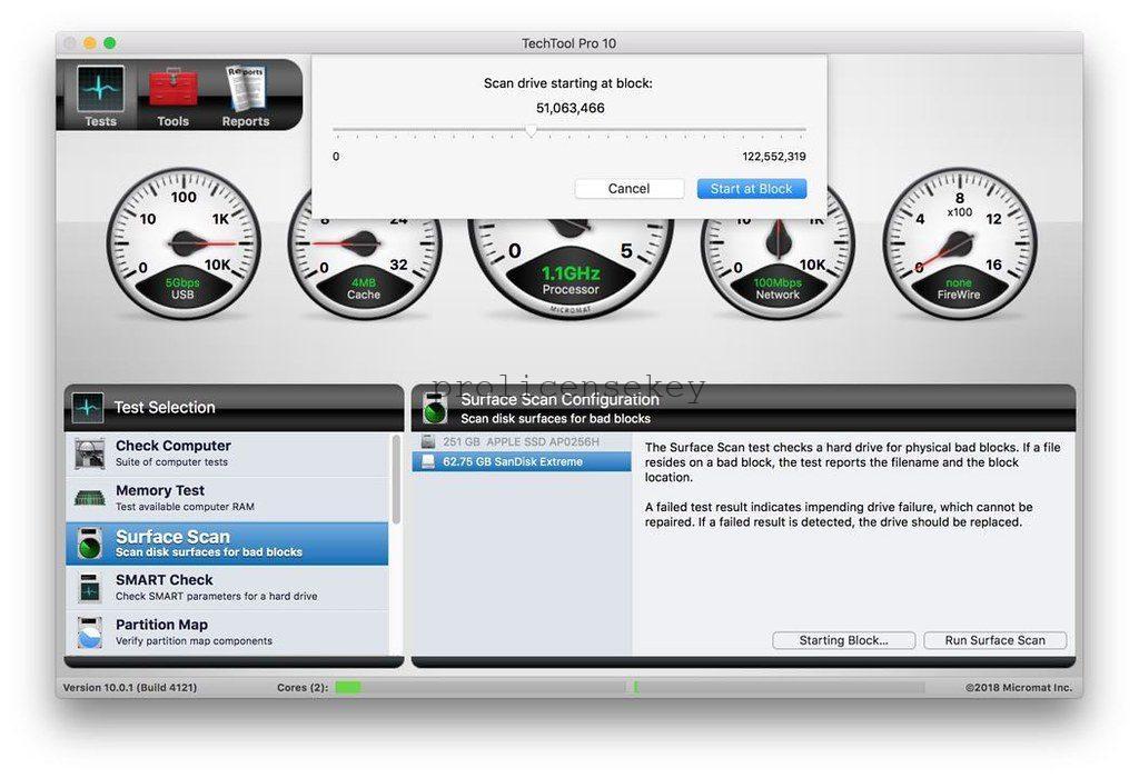 TechTool Pro 13.0.1 Crack MAC Full Version 100% Working {Latest}