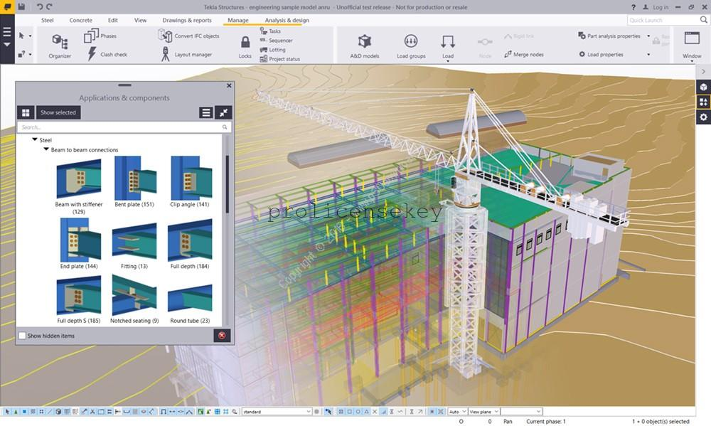 Tekla Structures 2020 Crack Build 45588 Full Torrent {Latest}