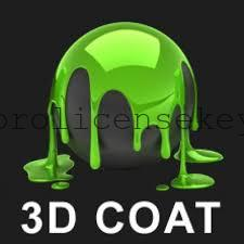 3D Coat 4.9.72 Crack Full Serial Number 100% Working till lifetime