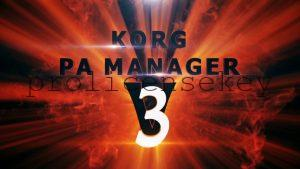 KORG PA Manager 4.0.1 Crack full Activation Code 100% Working {Latest}
