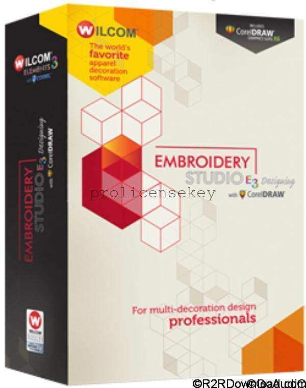Wilcom Embroidery Studio E4 Crack Full Version Free Download {Torrent}