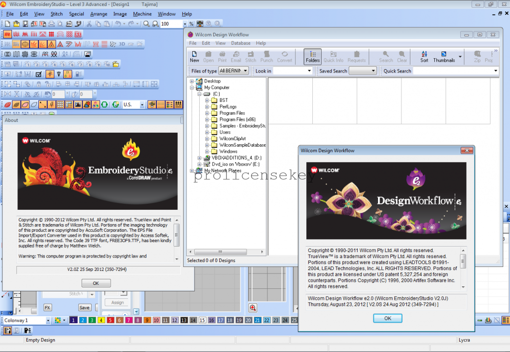 Wilcom Embroidery Studio E4.5 Crack Full Version Free Download {Latest}