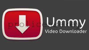 Ummy Video Downloader 1.10.10.7 Crack full License Key 100% Working
