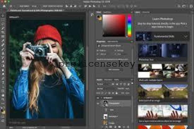 Adobe Photoshop CC 2020 Crack V22.1.1.38 with Activation Key {Latest}