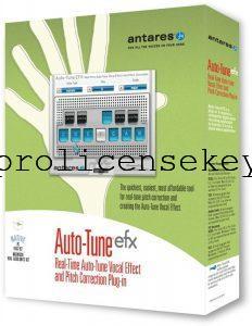 Auto-Tune EFX 3 Crack with License Key full Version {Torrent}