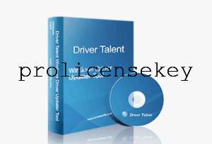 Driver Talent 7.1.32.4 Crack Key + Activation Code till 2050 {Latest}