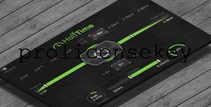 Halftime VST Plugin 1.1 Crack + Serial Key 100% Working {Updated}