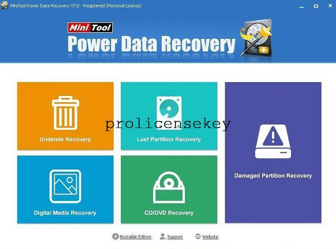 MiniTool Power Data Recovery 9.2 Crack Full Serial Key till 2060 {Latest}