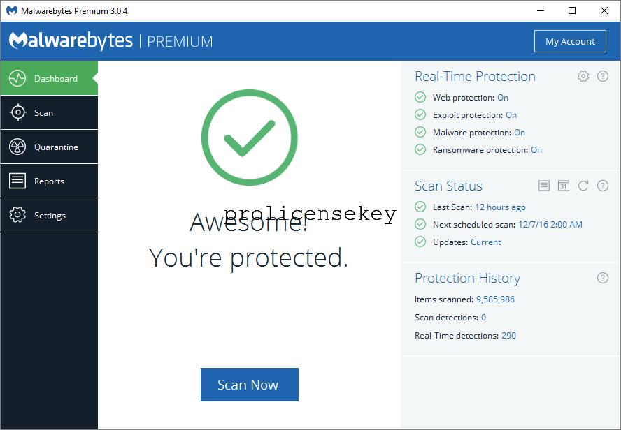 Malwarebytes 4.1.2.173 Crack Full License Key Free Download till 2060